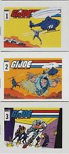 STARDUSTER 1 2 3 G I JOE MINI COMIC CEREAL PROMO RARE