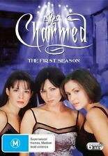 Charmed Box Set M Rated DVDs & Blu-ray Discs