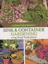 Sink and Container Gardening, Wheeler, Valerie, Wheeler, Chris, New Book