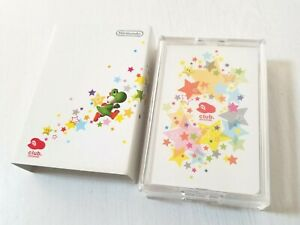 Club Nintendo Mario Party Playing Cards Brand New Japan 0131A24