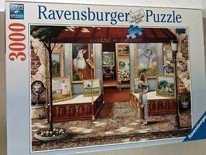 Ravensburger 3000 'Gallery of Fine Art' 2020 164660 ~ Complete