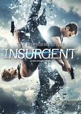 The Divergent Series: Insurgent (DVD, 2015, Canadian)