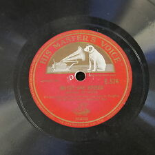 78rpm MOTOR CAR NOISES sound effects E.574