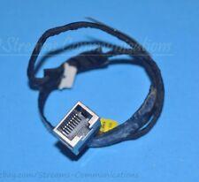TOSHIBA Qosmio X870 X875 X875-Q7190 Laptop LAN Ethernet Port Board + Cable