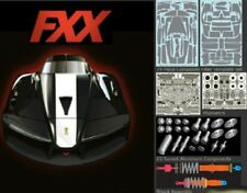 SCALE MOTORSPORT 1/24 Ferrari FXX Carbon Fiber Super Detail Kit For TAM SMO8010