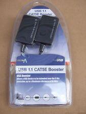 USB 1.1 CAT5E BOOSTER / EXTENDER