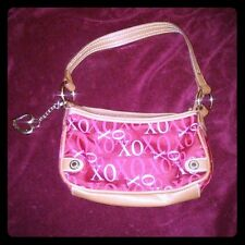 XOXO Red and Pink Small Mini Purse