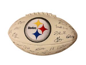 NIB Rawlings Pittsburgh Steelers Signature Series Full Size Football Free Ship