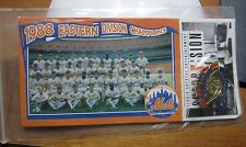 NY Mets 1988 Collector Pin Mint Sealed Commemorate Eastern Division Champ by Sha