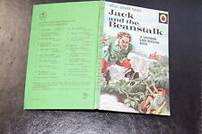 Ladybird 606D WLT Jack and the Beanstalk 15p