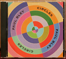 MILESTONE / Fantasy CD MCD47102-2: PAUL BLEY - Circles - 2004, USA