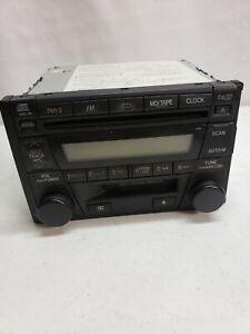 Mazda Tribute 2005 Factory OEM Stereo Head Unit Mariner Radio CD Cassette Tape