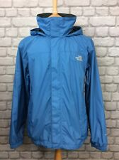 THE North Face Da Uomo UK S Blu risolvere HyVent ™ Giacca Activewear Casual RRP £ 100