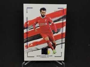 Mohamed Salah 2020-21 Impeccable Premier League RC Base /35