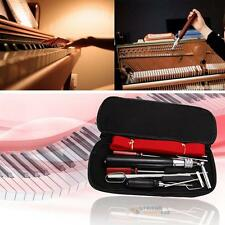 13pcs Professional Piano Tuning Maintenance Tool Hammer Tone Fork Kit with Box