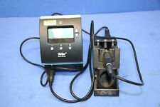 Used Weller Wd1 Soldering System With Power Unit And Soldering Iron 17592