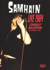 NEW Samhain - Live 1984 at the Stardust Ballroom (DVD)