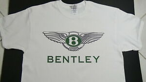 Brand New Bentley T-SHIRT w12 turbo racing street rolex gtc custom gt nos arnage