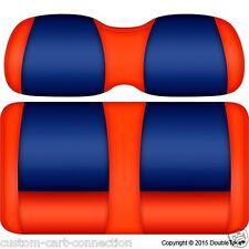 Golf Cart Seats-Front Cushions-   FLORIDA GATORS - Club Car, E-Z-GO, Yamaha