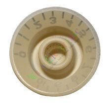 20pc 26mm Pedal Top skirted White knob Guitar tube Amp Volume Tone audio parts