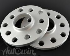 AUDI A3 A4 A5 A6 A8 10MM ALLOY WHEEL SPACERS SHIMS SPACER 5 STUD X 112 / 57,1