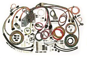 1947-55 Chevrolet/GMC Pickup Autowire Wiring Harness (1st Series)