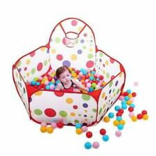 Portable Indoor Kids Baby Children Game Pop Up Play Tent Ocean Ball Pit Pool Toy