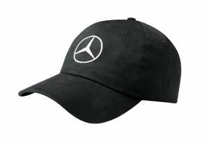 B66956282 Mercedes-Benz Basecap Cap schwarz Unisex Baumwolle Größenverstellbar