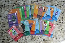 [NEW, YOU PICK] Authentic Animal Crossing Mint Amiibo Cards - Series 4 (301-400)