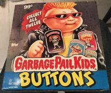Garbage Pail Kids Buttons set of 12