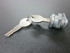 ENTRY DOOR LOCK & KEYS, Parking Meter Duncan Model 50 FOR STANDARD DOOR, NEW!