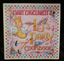 "Collectible 2001 Mary Engelbreit ""Let's Party Cookbook"" First Edition"