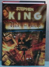 Stephen King Goes to the Movies- signed and remarqued-Stephen King ( Item  1114)