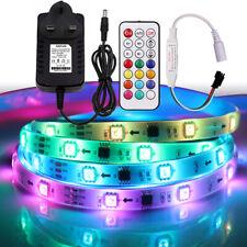 1m-5m 12V WS2811 SMD 5050 RGB LED Strip Lights WS2812 IC Individual Addressable