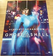 AFFICHE CINÉMA 9446 - GHOST IN THE SHELL - SCARLETT JOHANSSON - 120/160