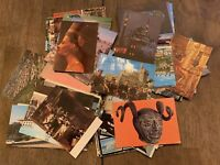 Vintage Antique International & Domestic Postcards - Most Are Unused - Some Rare