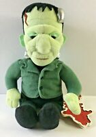 "Universal Studios Monsters 1999 Plush Frankenstein 9"" Halloween Gift Toy"