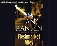 Inspector Rebus: Fleshmarket Alley 0 by Ian Rankin (2005, CD, Abridged)