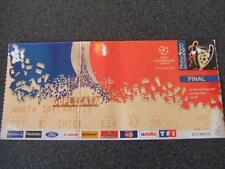 Real Madrid Football International Fixture Tickets & Stubs