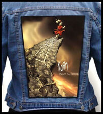 KORN - Follow the Leader  --- Giant Backpatch Back Patch