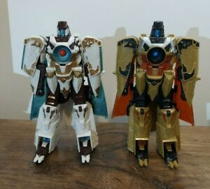 Transformers Cybertron Voyager Vector Prime & Galaxy Force Vector Prime Lot