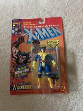 X-Men Toybiz Action Figure Wolverine New In Box 90's