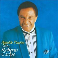 AGNALDO TIM¢TEO - EM NOME DO AMOR: AGNALDO TIM¢TEO CANTA ROBERTO CARLOS NEW CD