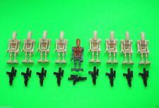 LEGO STAR WARS FIGUREN DROIDEN ### DROIDEN ARMEE BEWAFFNET ### =TOP!!!