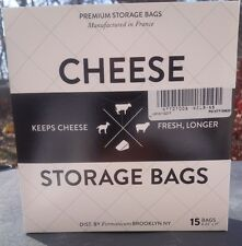 FORMATICUM CHEESE STORAGE BAGS 15