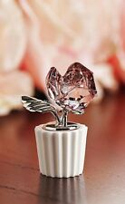 Swarovski Crystal Rose 5045566 como nuevo en caja retirado Raro