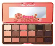 Too Faced Sweet Peach Eye Shadow Collection Palette 18 Colors Eyeshadow Makeup A