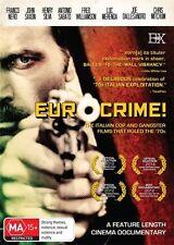 Eurocrime! (DVD, 2015)