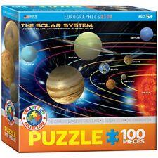 Eurographics le système solaire Mo PUZZLE 100 PIECES