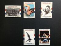 1991 Impel U.S. Olympic Hall of Fame cards x7 - YOU PICK !!